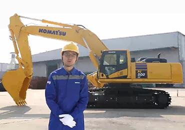 对于新一代小松矿山之王PC500LC-10M0,你了解多少呢?
