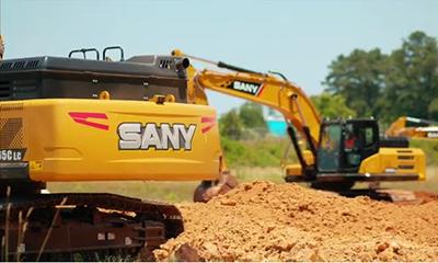 We are SANY——三一重工北美宣传片
