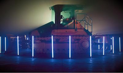柳工锐斯塔全新TD-16N推土机将全球首发