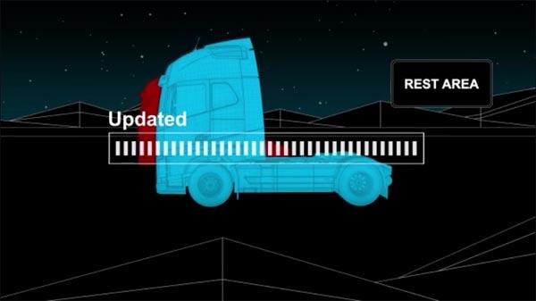 康明斯拉展视频:发动机软件远程升级服务演示