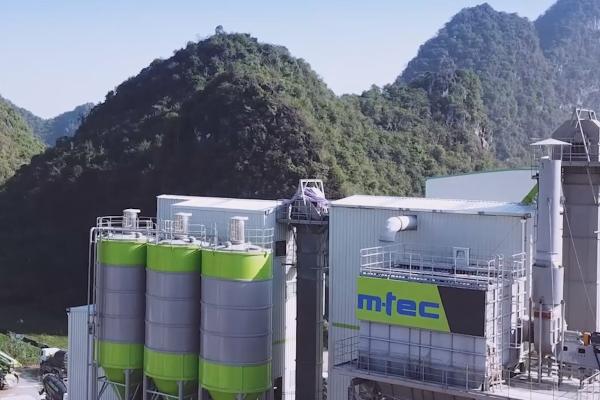 聚焦干混砂浆产业发展