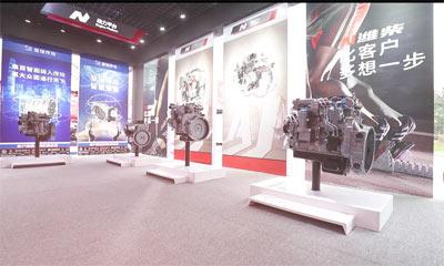 濰柴輕型車動力N平臺產品
