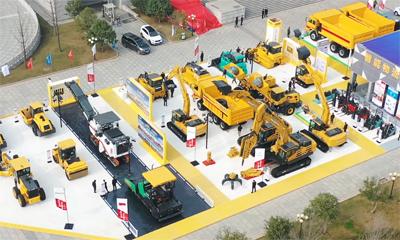 山东重工·潍柴动力2021年商务大会工程机械大赏
