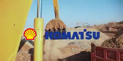 小松联合壳牌推出快速油品检测设备(LA lite)