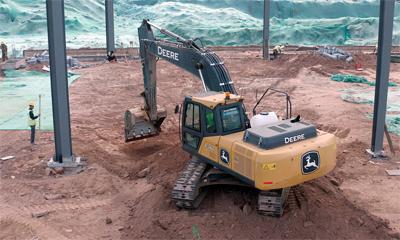 约翰迪尔挖掘机,成就邯郸老板不凡事业的重要法宝
